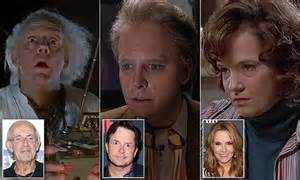 actress thompson in back to the future as back to the future turns 30 see how lea thompson and