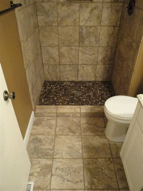 river rock bathroom ideas 31 great ideas and pictures of river rock tiles for the