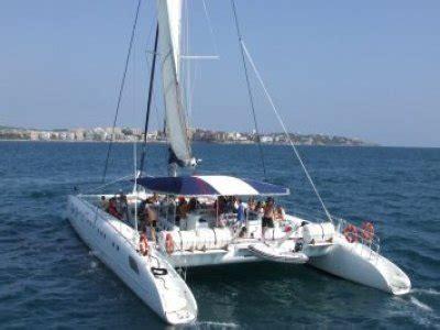 excursion en catamaran cambrils ofertas de paseos en barco en tarragona