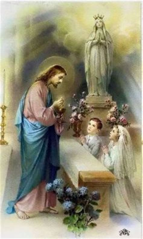 imagenes de jesus dando la comunion receiving first holy communion pope st pius x who