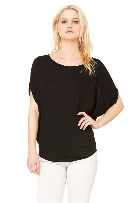 Top Out Cut Blouse Flowy s flowy circle top canvas