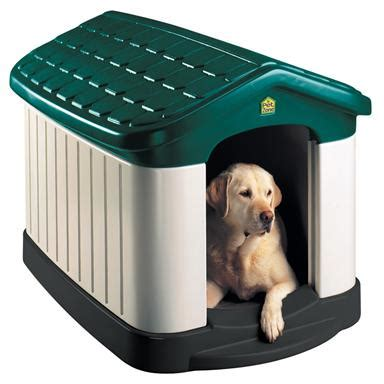tuff n rugged dog house pet zone tuff n rugged dog house 139720 kennels beds at sportsman s guide