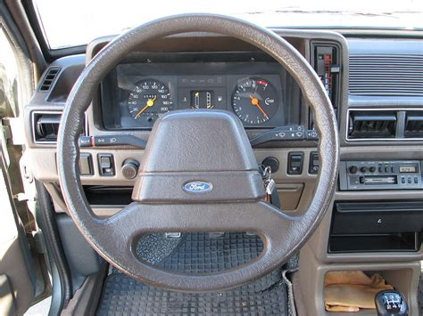 Reaganfordinterior by 1985 Ford Escort Gl Lhd Interior Some More Items From My