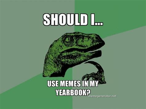 Appropriate Memes - yearbook photos are memes appropriate