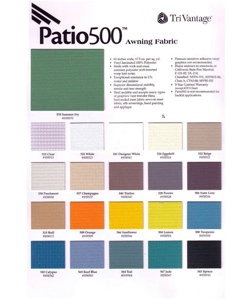 Vinyl Awning Material by Patio 500 Vinyl Js Canvas Awnings Of Sacramento
