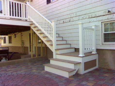 Deck Stairs Design Ideas Deck Stairs Design Ideas Modern Staircase