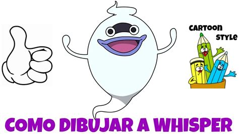 How To Find On Whisper Como Dibujar A Whisper How To Draw Whisper Yo Style