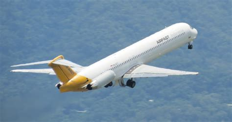 Airfast Md 82 1 400 far queensland skies air fast indonesia md82