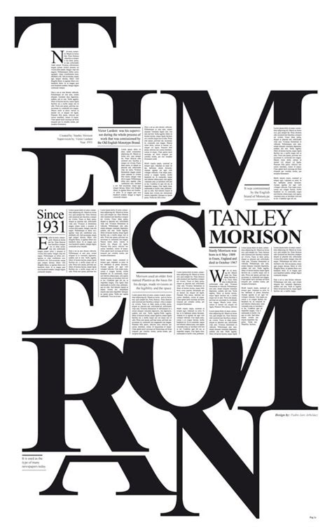 Black Letter Publication 25 Best Ideas About Typography Layout On Typography Magazine Text Design And Editorial