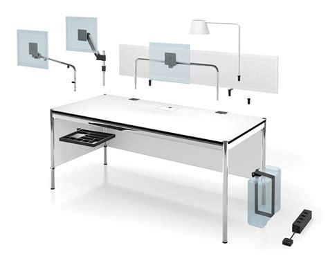 Schreibtische Usm by Usm Haller Tisch Plus Usm Designerm 246 Bel Smow De