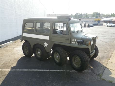 custom willys jeep 1953 willys 8x8 custom jeep build offroaders com