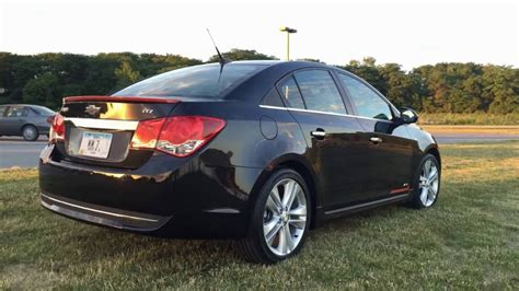 2014 chevrolet cruze ltz rs decently customized 2014 chevrolet cruze rs