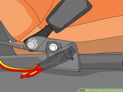 change seat belt 4 ways to disable a seat belt alarm wikihow