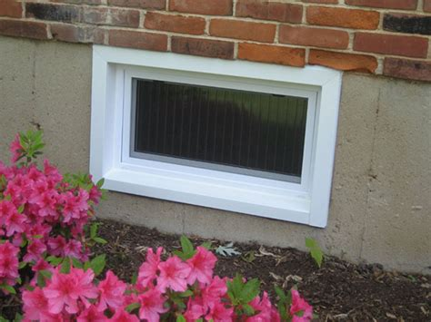 secure basement windows basement security windows in st louis how to secure