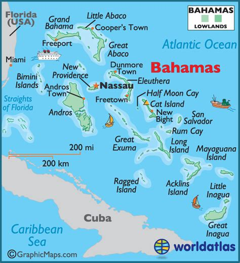 where is the bahamas on the world map churchill yachts bahamas yacht charter chartering
