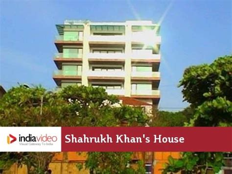 Srk House by Shahrukh Khan S House In Mumbai Mannat Bollywood