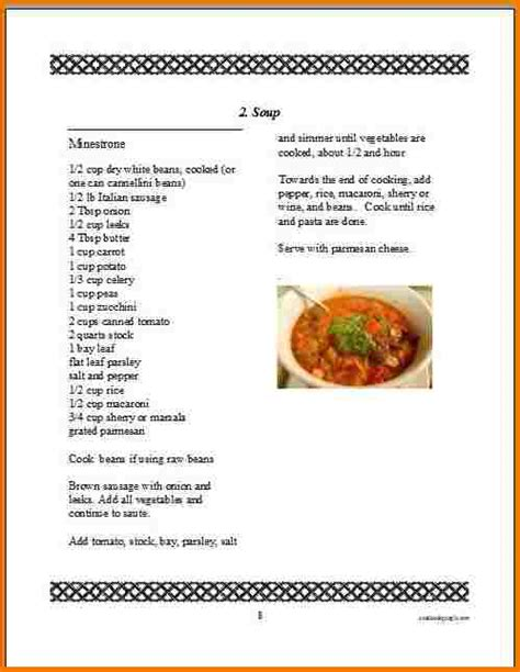 our family cookbook the blank recipe journal letter format to write in all your favorite family recipes and notes books free cookbook templates authorization letter pdf