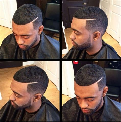 part in hair black men history 265 best images about black mens hairstyles on pinterest