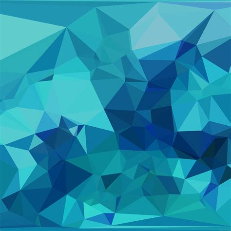 blue triangle pattern vector background wallpapers