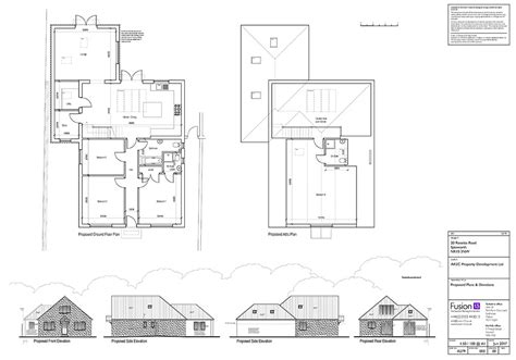 chalet bungalow floor plans uk architectural plans chalet bungalow fusion 13