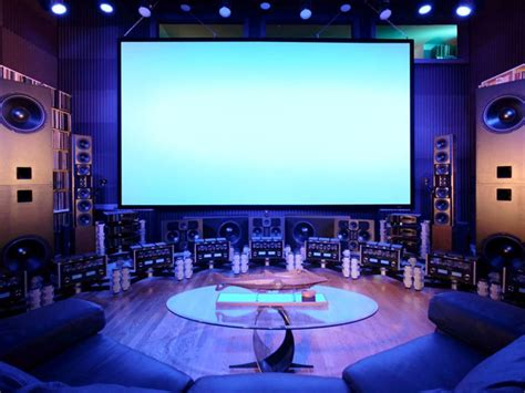 How To Make Home Theater System At Home Basement Home Theater Ideas Pictures Options Expert