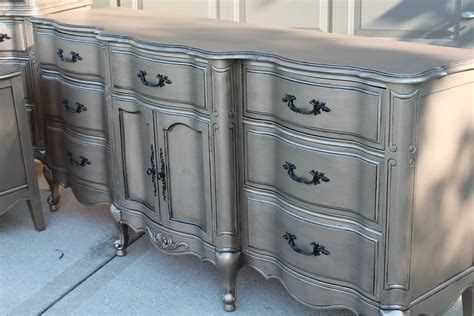 metallic bedroom furniture silver furniture my most talked about finish the magic