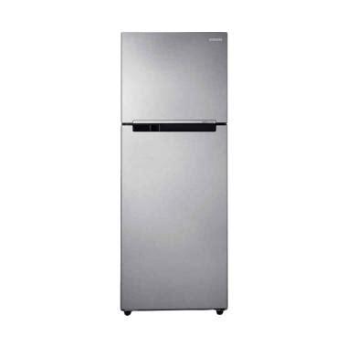 Lemari Es 2 Pintu Samsung jual samsung rt38k5032s8 lemari es silver 2 pintu 384
