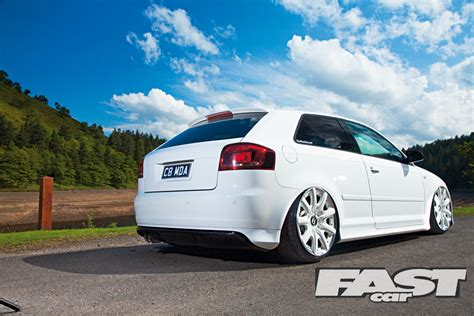 bentley wheels on audi modified audi s3 fast car