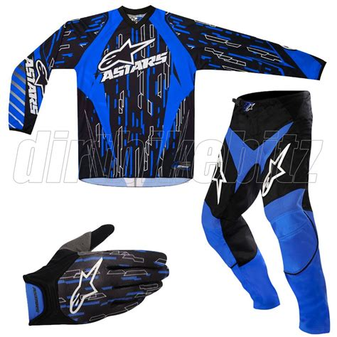 blue motocross motocross gear mx gear motocross apparel dirt bike html