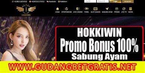 hokkiwin promo bonus   sabung ayam