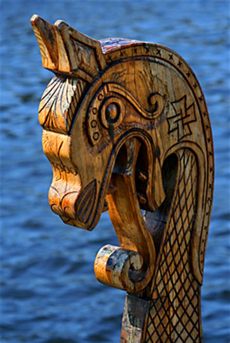 viking ship figurehead viking pinterest ship