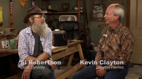 clayton com sittingwithsi a new modular home for si robertson youtube