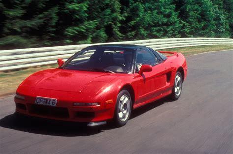 1991 acura nsx front three quarter 02 photo 11