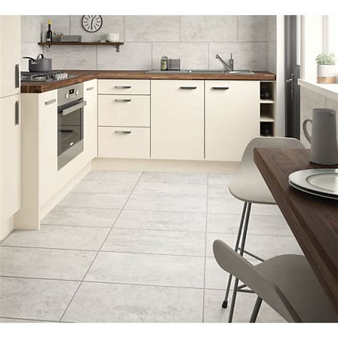 Tongue And Groove Kitchen Cabinets Wickes City Stone Grey Ceramic Tile 600 X 300mm Wickes Co Uk