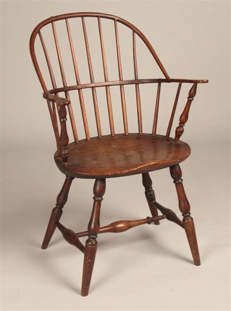 windsor armchairs fine antique 18th century american new england sack back windsor side arm chair for