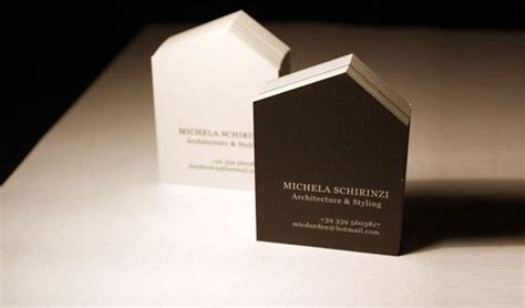 architectural business cards 12 creative business cards for architects miragestudio7 2018