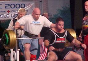 rick weil bench press exclusive interview with world class bench presser mike witmer