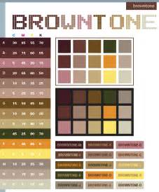 brown color combination brown tone color schemes color combinations color palettes for print dark brown hairs