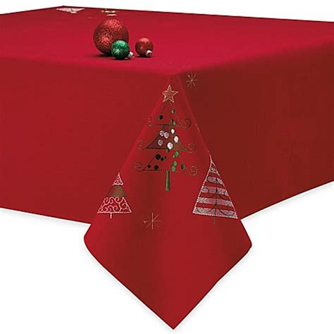 52 square table cloths buy embroidered trees 52 inch x 52 inch