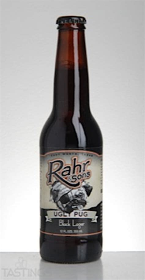 rahr pug rahr and sons brewing co pug black usa review tastings
