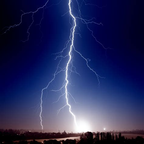 World Lighting by Homeowner Insurance Claim Severity Up 7 Due To Lightning
