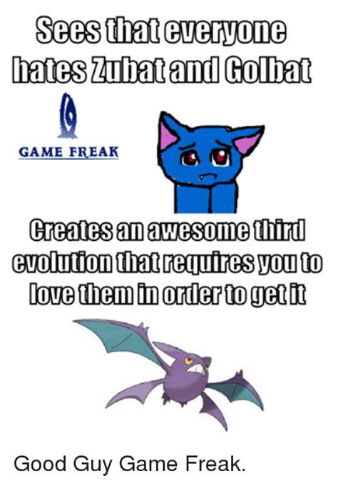 Zubat Meme - pokemon meme zubat images pokemon images