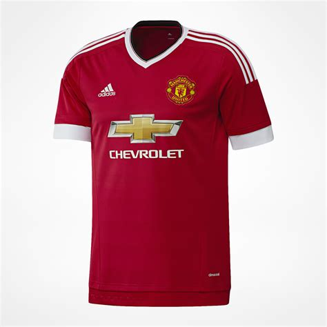 Jersey Manchester United Home manchester united home jersey 2015 16 supportersplace