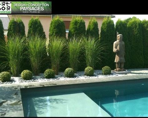 pool pampas grass design pictures remodel decor