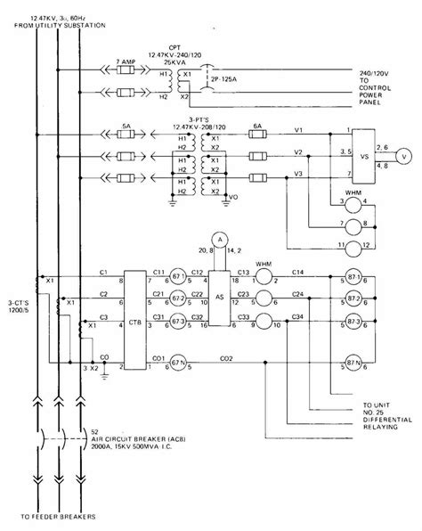 wiring diagram vs single line drawing wiring diagrams