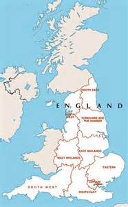 England On World Map by Maps World Map England