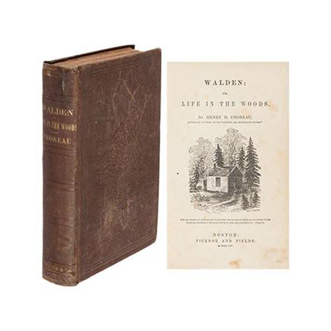 walden original book cover heritage auctions rod mckuen collection