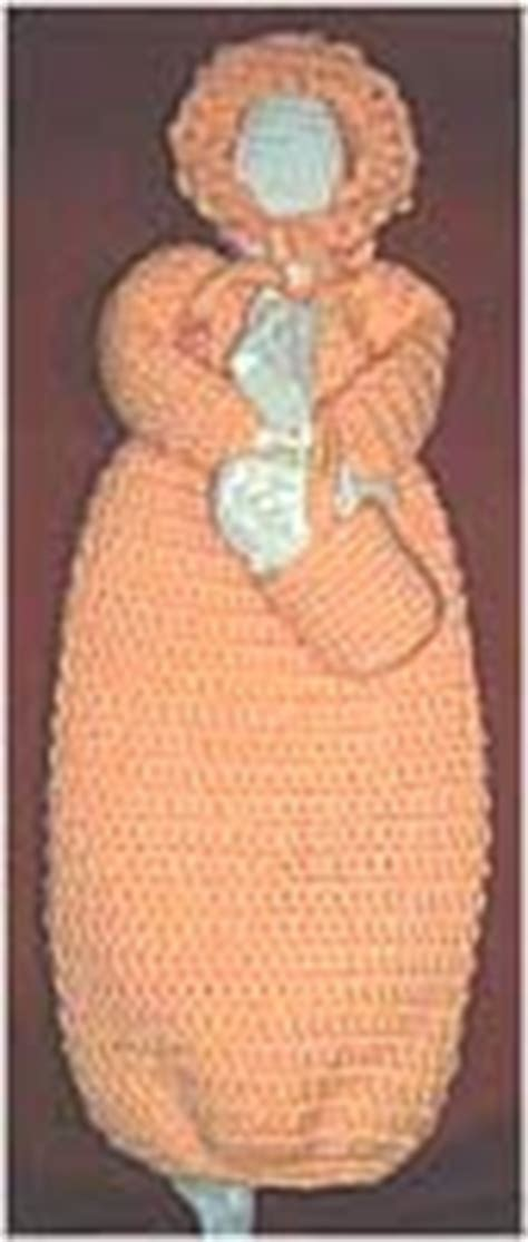 crochet pattern bag lady crochet a holder for all those plastic bags 14 free