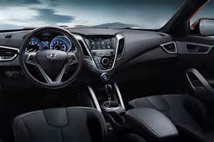 Hyundai Veloster Interior 2016 Hyundai Veloster Interior Photo 48