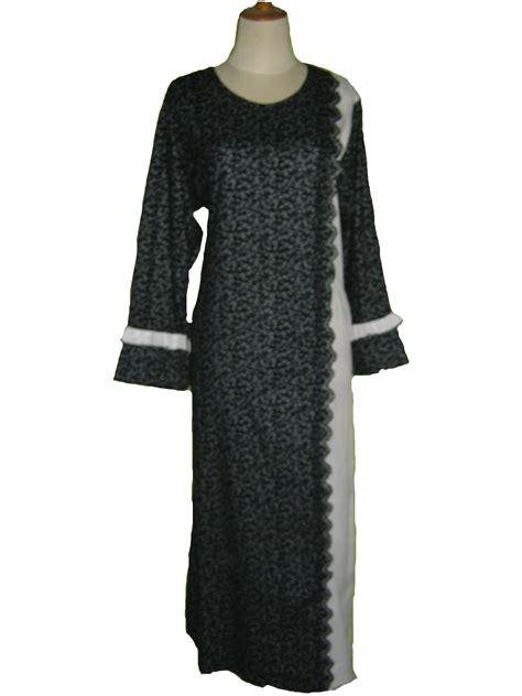 design baju hitam putih gamis hitam putih ariasanti